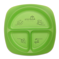 Childrens Portion Plate with Your Logo | Care Promotions
