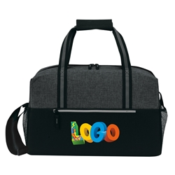 "Classic Weekend Duffle  19"" Sport, Deluxe, Duffle, Promotional, Imprinted, Polyester, Travel, Custom, Personalized, Bag"