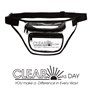 """Clear As Day...You Make A Difference In Every Way!"" 3-Zipper Clear Fanny Pack  employee recognition fanny pack, Employee Appreciation Fanny Pack, promotional fanny pack, custom logo fanny pack, custom clear fanny pack, clear waist bag, employee appreciation gifts, bags with your logo, business gifts, corporate gifts with logo, promotional fanny packs, clear travel bag, custom clear stadium fanny packs"