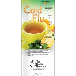 Cold and Flu Pocket Slider BetterLifeLine, BetterLife, Education, Educational, information, Informational, Wellness, Guide, Brochure, Paper, Low-cost, Low-Price, Cheap, Instruction, Instructional, Booklet, Small, Reference, Interactive, Learn, Learning, Read, Reading, Health, Well-Being, Living, Awareness, PocketSlider, Slide, Chart, Dial, Bullet Point, Wheel, Pull-Down, SlideGuide, Cold, Flu, Virus, Germ, Bacteria, Influenza, Sickness, Sick, Tissues, The Positive Line, Positive Promotions