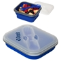Collapsible Silicone Lunch Box Set | Care Promotions