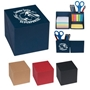 Customer Service Is Our Superpower! Office Buddy Cube  Customer Service Theme desk Buddy, Office Buddy cube, desk cube, imprinted desk cube, stationery desk set, Flip Caddy,
