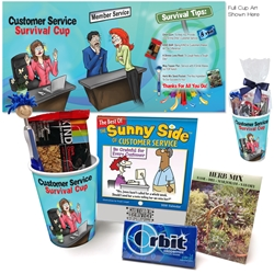 Customer Service Survival Cup Customer Service Survival Cup, Customer Service Survival Kit, Customer Service Survival Tips, Customer service Week Gifts, Fun Gifts for Customer service,