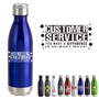 Customer Service You Make a Difference in So Many Ways Stainless Steel Bottle | Employee Appreciation Gifts | Care Promotions