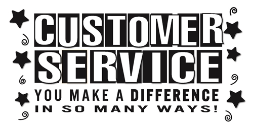 Customer Service: You Make A Difference In So Many Ways!