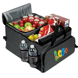 Deluxe 40 Cans Cooler Trunk Organizer Can Cooler, 40 cans cooler, Trunk Organizer and Cooler, Trunk Organizer and Cooler, Can Cooler and Trunk Organizer, Imprinted, With Logo, With Name On It