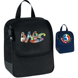 Deluxe Travel Packer Travel, Packer, Organizer, Promotional, Imprinted, Polyester, Bag, Reusable