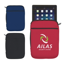 Dual Compartment Tablet Case Dual Compartment Tablet Case, Dual, Compartment, Tablet, Case, Holder, Imprinted, Personalized, Promotional, with name on it, giveaway,