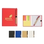 Eco-Inspired Notebook With Pen Eco-Inspired Notebook With Pen, Eco-Inspired, Eco Friendly, Notebook, with, Pen, Imprinted, Personalized, Promotional, with name on it, giveaway,