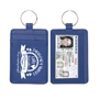 """Emergency Nurses: Your Care Makes A Difference In So Many Ways!"" Deluxe ID Holder Wallet  Wallet Key Tag, ID Key Tag, ID Key Ring, Card Holder Key Tag, Imprinted, With Logo, Key Tag Credit Card Holder"