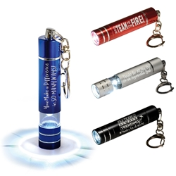 Employee Recognition & Appreciation Micro 1 LED Torch/Key Light LED light, Torch, Key Light, mini, lantern light, with, logo, lantern key tag light, imprinted