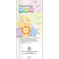 Expecting Mom Pocket Slider BetterLifeLine, BetterLife, Education, Educational, information, Informational, Wellness, Guide, Brochure, Paper, Low-cost, Low-Price, Cheap, Instruction, Instructional, Booklet, Small, Reference, Interactive, Learn, Learning, Read, Reading, Health, Well-Being, Living, Awareness, PocketSlider, Slide, Chart, Dial, Bullet Point, Wheel, Pull-Down, SlideGuide, Cancer, Women, Woman, Female, Fitness, Gynecology, OB/GYN, Expecting, Mom, Mother, Baby, Birth, Child, Pregnancy, Pregnant, Trimester, Abortion, Infant, Prenatal, Pre-natal, Natal, Family, Born, Reproduction, Ultrasound, Cervix, Kegel, Hormones, The Positive Line, Positive Promotions