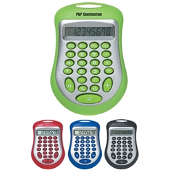 Expo Calculator Expo Calculator, Expo, Calculator, Imprinted, Personalized, Promotional, with name on it, giveaway,