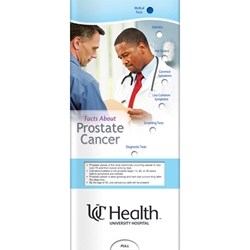 Facts About Prostate Cancer Pocket Slider BetterLifeLine, BetterLife, Education, Educational, information, Informational, Wellness, Guide, Brochure, Paper, Low-cost, Low-Price, Cheap, Instruction, Instructional, Booklet, Small, Reference, Interactive, Learn, Learning, Read, Reading, Health, Well-Being, Living, Awareness, PocketSlider, Slide, Chart, Dial, Bullet Point, Wheel, Pull-Down, SlideGuide, Man, Men, Guy, Dude, Male, Exercise, Fitness, Healthy, Eating, Nutrition, Diet, Check-Up, Body, Fat, Muscles, Lean, Heart, Doctor, First Aid, Prostate, Testicular, Testicle, Urinalysis, Biopsy, Prostatectomy, Oncology, Oncologist, Chemotherapy, The Positive Line, Positive Promotions