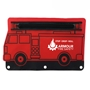 Fire Engine Pencil Pouch pencil pouch, school supplies, promotional school supplies, back to school, school promotions, fire safety promotional items, promotional giveaways, fire truck, fire engine