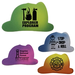 Fire Helmet Mood Eraser fire helmet, junior firefighter, fire department, fire prevention, fire prevention week, fire prevention giveaways, fire safety promotional products, school supplies