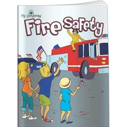 Fire Safety My Storybooks Fire Safety My Storybooks, Imprinted, Personalized, Promotional, with name on it, Giveaway, BetterLifeLine, BetterLife, Education, Educational, information, Informational, Wellness, Guide, Brochure, Paper, Low-cost, Low-Price, Cheap, Instruction, Instructional, Booklet, Small, Reference, Interactive, Learn, Learning, Read, Reading, Health, Well-Being, Living, Awareness, MyStorybook, Story, Book, Comic, Kid, Child, Children, Storytelling, Telling, Storyline, School, Cartoon, Bedtime, Bed, Fire, Safety, Burn, Fireman, Fighter, Department, Smoke, Danger, Forest, Station, Protect, Protection, Emergency, Firefighter, First Aid,