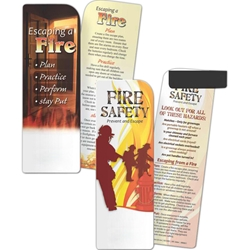 Fire Safety: Prevent and Escape Bookmark Fire Safety: Prevent and Escape Bookmark, BetterLifeLine, BetterLife, Education, Educational, information, Informational, Wellness, Guide, Brochure, Paper, Low-cost, Low-Price, Cheap, Instruction, Instructional, Booklet, Small, Reference, Interactive, Learn, Learning, Read, Reading, Health, Well-Being, Living, Awareness, Book, Mark, Tab, Marker, Bookmarker, Page holder, Placeholder, Place, Holder, Card, 2-side, 2-sided, Page, Fire, Safety, Burn, Fireman, Fighter, Department, Smoke, Danger, Forest, Station, Protect, Protection, Emergency, Firefighter, First Aid,Imprinted, Personalized, Promotional, with name on it, Giveaway,
