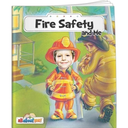 Fire Safety and Me All About Me Fire Safety and Me All About Me, BetterLifeLine, BetterLife, Education, Educational, information, Informational, Wellness, Guide, Brochure, Paper, Low-cost, Low-Price, Cheap, Instruction, Instructional, Booklet, Small, Reference, Interactive, Learn, Learning, Read, Reading, Health, Well-Being, Living, Awareness, AllAboutMe, AdventureBook, Adventure, Book, Picture, Personalized, Keepsake, Storybook, Story, Photo, Photograph, Kid, Child, Children, School, Fire, Safety, Burn, Fireman, Fighter, Department, Smoke, Danger, Forest, Station, Protect, Protection, Emergency, Firefighter, First Aid,Imprinted, Personalized, Promotional, with name on it, giveaway,