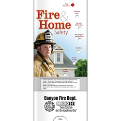 Fire and Home Safety Pocket Slider BetterLifeLine, BetterLife, Education, Educational, information, Informational, Wellness, Guide, Brochure, Paper, Low-cost, Low-Price, Cheap, Instruction, Instructional, Booklet, Small, Reference, Interactive, Learn, Learning, Read, Reading, Health, Well-Being, Living, Awareness, PocketSlider, Slide, Chart, Dial, Bullet Point, Wheel, Pull-Down, SlideGuide, Fire, Safety, Burn, Fireman, Fighter, Department, Smoke, Danger, Forest, Station, Protect, Protection, Emergency, Firefighter, First Aid, Fire Prevention Week, The Positive Line, Positive Promotions