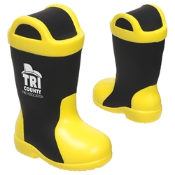 Firefighter Boot Stress Reliever | Care Promotions