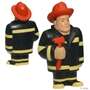 Fireman Promotional Stress Reliever | Care Promotions