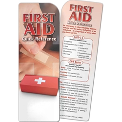 First Aid: Quick Reference Bookmark First Aid: Quick Reference Bookmark, BetterLifeLine, BetterLife, Education, Educational, information, Informational, Wellness, Guide, Brochure, Paper, Low-cost, Low-Price, Cheap, Instruction, Instructional, Booklet, Small, Reference, Interactive, Learn, Learning, Read, Reading, Health, Well-Being, Living, Awareness, Book, Mark, Tab, Marker, Bookmarker, Page holder, Placeholder, Place, Holder, Card, 2-side, 2-sided, Page, Safe, Safety, Protect, Protection, Hurt, Accident, Violence, Injury, Danger, Hazard, Emergency, First Aid, Fire, Safety, Burn, Fireman, Fighter, Department, Smoke, Danger, Forest, Station, Protect, Protection, Emergency, Firefighter, First Aid, Imprinted, Personalized, Promotional, with name on it, Giveaway,