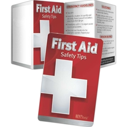 First Aid: Safety Tips Key Points First Aid: Safety Tips Key Points, Pocket Pal, Record, Keeper, Key, Points, Imprinted, Personalized, Promotional, with name on it, giveaway, BetterLifeLine, BetterLife, Education, Educational, information, Informational, Wellness, Guide, Brochure, Paper, Low-cost, Low-Price, Cheap, Instruction, Instructional, Booklet, Small, Reference, Interactive, Learn, Learning, Read, Reading, Health, Well-Being, Living, Awareness, KeyPoint, Wallet, Credit card, Card, Mini, Foldable, Accordion, Compact, Pocket, Safe, Safety, Protect, Protection, Hurt, Accident, Violence, Injury, Danger, Hazard, Emergency, First Aid