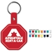 Flexible Shaped Key Tags - KEY070