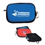 """Food & Nutrition Services: Superheroes Serving You Goodness!"" All-Purpose Accessory Pouch   Food Service, Nutrition, Services, Gifts, Dietary, theme, week, Appreciation, Theme, accessory zippered pouch, carabiner pouch, carabiner tec holder, carabiner phone holder,"