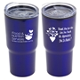 """Food & Nutrition Services: You Service & Care Warms The Hearts & Lives Of All"" 20 oz Stainless Steel & Polypropylene Tumbler   Healthcare Food Service Week, Gifts, Food Service, Nutrition Services, theme, 20 oz tumbler, Imprinted Tumblers, Stainless Steel Tumblers, Care Promotions,"