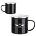 Employee Appreciation Themes 16 oz. Enamel Lined Iron Coffee Mug  - EAD092