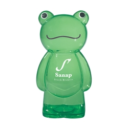 Frugal Frog Bank Frugal Frog Bank, Frugal, Frog, Bank, Imprinted, Personalized, Promotional, with name on it, giveaway,