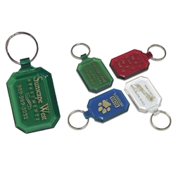 Gem Cut Keytags Gem Cut Keytags, Gem, Cut, Key Tags, Keytags, Tags, Key, Ring, Key Chain, Key Ring, Imprinted, Personalized, Promotional, with name on it, giveaway