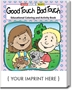 Good Touch, Bad Touch Coloring & Activity Book | Care Promotions
