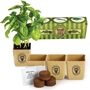 GrowPot Eco Herb Planter Set | Employee Appreciation Gifts | Care Promotions