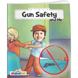 Gun Safety and Me All About Me Gun Safety and Me All About Me, BetterLifeLine, BetterLife, Education, Educational, Imprinted, Personalized, Promotional, with name on it, giveaway,information, Informational, Wellness, Guide, Brochure, Paper, Low-cost, Low-Price, Cheap, Instruction, Instructional, Booklet, Small, Reference, Interactive, Learn, Learning, Read, Reading, Health, Well-Being, Living, Awareness, AllAboutMe, AdventureBook, Adventure, Book, Picture, Personalized, Keepsake, Storybook, Story, Photo, Photograph, Kid, Child, Children, School, Safe, Safety, Protect, Protection, Hurt, Accident, Violence, Injury, Danger, Hazard, Emergency, First Aid, Guns,