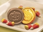 Halloween Pumpkin Chocolate Coin | Care Promotions