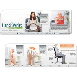 Hand and Wrist Exercises Keyboard Wiz Hand and Wrist Exercises Keyboard Wiz, BetterLifeLine, BetterLife, Education, Educational, information, Informational, Wellness, Guide, Brochure, Paper, Low-cost, Low-Price, Cheap, Instruction, Instructional, Booklet, Small, Reference, Interactive, Learn, Learning, Read, Reading, Health, Well-Being, Living, Awareness, KeyboardWiz, Key, Board, Computer, Desk, Office, Ergonomic, Ergonomical, Home, Cubicle, Workspace, Employee, Workplace, Exercise, Fitness, Healthy, Eating, Nutrition, Diet, Check-Up, Body, Fat, Muscles, Lean, Heart, Doctor, First Aid, Imprinted, Personalized, Promotional, with name on it, Giveaway,