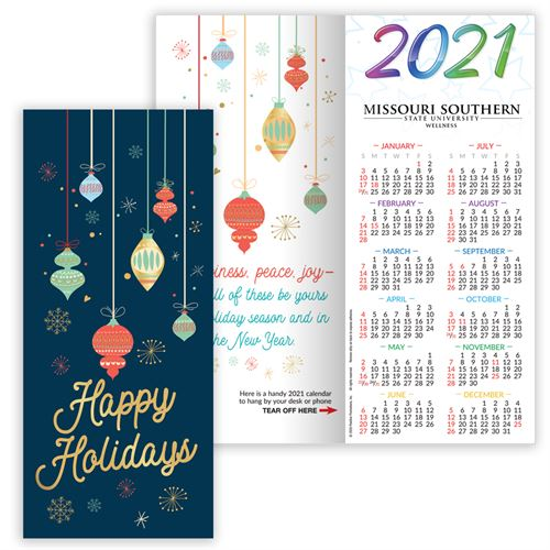 Happy Holidays 2020 Silver Foil-Stamped Holiday Greeting Card Calendar Mailable Calendar, Direct Mail Calendar, Customer Calendar Stick Up, Wall Calendar, Planner, The Positive Line, Business Calendar, Office Calendar, Business Gifts, Corporate Gifts, Sales and Marketing, Sales Meetings, Giveaways, Promotional Calendars, greeting card calendar, holiday greeting card, custom printed greeting card calendar
