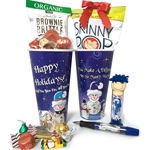 Happy Holidays Employee Appreciation Treat & Gift Set