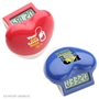 Healthy Heart Step Pedometer heart promotional items,heart health giveaways, promotional pedometers, heart pedometer, american heart month, heart health education, cardiology giveaways, employee wellness