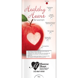 Healthy Heart for Women Pocket Slider BetterLifeLine, BetterLife, Education, Educational, information, Informational, Wellness, Guide, Brochure, Paper, Low-cost, Low-Price, Cheap, Instruction, Instructional, Booklet, Small, Reference, Interactive, Learn, Learning, Read, Reading, Health, Well-Being, Living, Awareness, PocketSlider, Slide, Chart, Dial, Bullet Point, Wheel, Pull-Down, SlideGuide, Cancer, Women, Woman, Female, Fitness, Gynecology, OB/GYN, Exercise, Fitness, Healthy, Eating, Nutrition, Diet, Check-Up, Body, Fat, Muscles, Lean, Heart, Doctor, First Aid, The Positive Line, Positive Promotions
