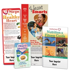 Heart Healthy Lifestyle Value Pack Healthy Heart, Pocket Pal, Slideguide, Bookmark, Guide, Goody Bag, Nutrition, Fitness, Heart, Food, Pyramid, Exercise, Calories, Sodium, Eating Out, Counts, Trans-Fats, Fat, Calories, Eating, Habits,
