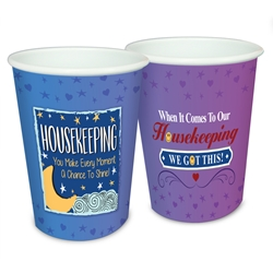 Housekeeping Multi Theme Appreciation 17 oz Reusable Plastic Cups   International Housekeeping Week Theme Party Cup, CNA theme party cup, CNA cup, Nursing Assistants party theme cup, CNA party cup, Decorative NA Cup, Decorative CNA Cup, Recognition, Cups, Plastic Appreciation Cups, Nursing Team Theme Cups, Plastic Party Appreciation Cups, Promotional,
