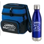 Customer Service: You Make A Difference In So Many Ways! Deluxe Break Pack   Lunch Bag Combo, Appreciation Gift Combo, Cooler and Bottle Combo, Break Pack, Housekeeping Gift Set, Theme, promotional products, scooler set, Lunch bag, Imprinted