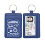 Housekeeping: Thanks To You We Always Look Our Best! Deluxe ID Holder Wallet Wallet Key Tag, ID Key Tag, ID Key Ring, Card Holder Key Tag, Imprinted, With Logo, Key Tag Credit Card Holder