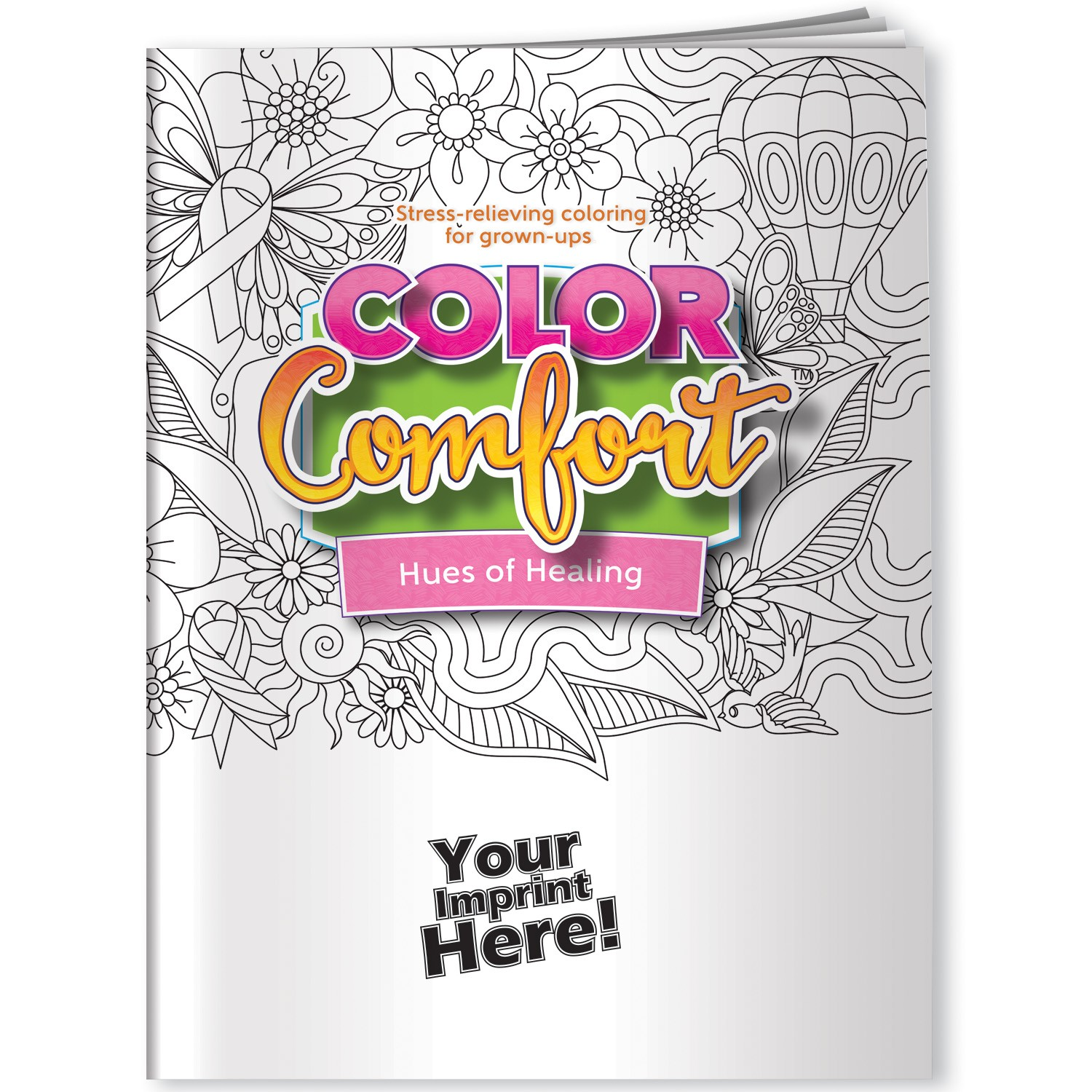 Hues Of Healing Breast Cancer Awareness Color Comfort
