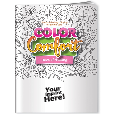 Breast Cancer Awareness Coloring Book for Adults | Care Promotions