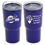 """I'm a Proud CNA & My Commitment Is You!"" 20 oz Stainless Steel & Polypropylene Tumbler  CNA theme Tumbler, Nursing Assistants, Certified Nursing Assistants Theme Tumbler, Nurses Appreciation Tumbler, Nurses Travel Tumbler, Appreciation, recognition Gifts, 20 oz tumbler, Imprinted Tumblers, Stainless Steel Tumblers, Care Promotions,"